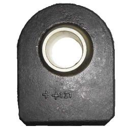 TRP2303 Końcówka haka do wspawania kat.3 oczko ramion dolnych Case Magnum 7120, 7130, 7140, 7150, 7210, 7220, 7230, 7240, 7250