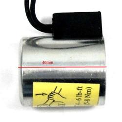 ELE7076 Cewka elektrozaworu  powershift, WOM case MX100, MX110, MX120, MX135, MX150, MX170 5140 5150 5240 5250