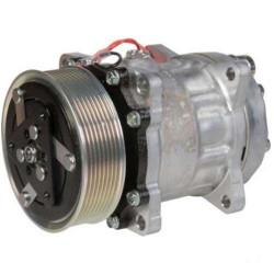 Sprężarka klimatyzacji SD7H13-7307, SD7H13-8901 Case: CT5050, CT5060, CT5070, CT5080 AFX8010 new holland TX66, TX67, TX68 CX720,