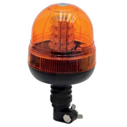 ELE1509 Kogut Lampa ostrzegawcza LED na uchwyt john deere case new holland massey ferguson fendt