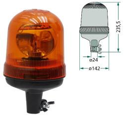 ELE1511 Lampa ostrzegawcza 24V na uchwyt