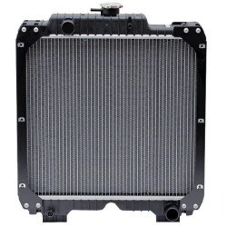 Chłodnica wody Case JX 60, JX70, JX 80, JX90, JX95,New holland,TD5010, TD5020, TD5030,TD5040,TD5050 84175586,87681422