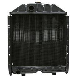 Chłodnica wody case JX55, JX60, JX65, JX70 new holland TD55D, TD60D, TD60DPlus, TD65D, TD70D, TD70DPlus