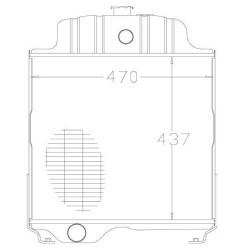 LIN1914 Linka sterowania hydrauliką