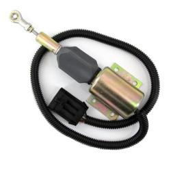 Cewka gaszenia Elektrozawór pompy wtryskowej Case: Magnum: 7250 7250PRO J930235, 3930235 SA-4348-12 SA-4348 12V