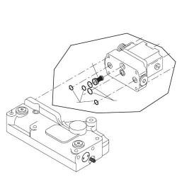 HYD7151 Zawór pompy hydraulicznej