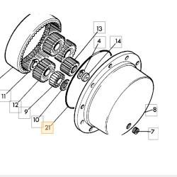 Olej Akcela Engine 15W40 - 60l.