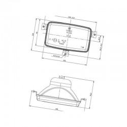 KLI1051 Sprężarka klimatyzacji SD7H15 Claas Dominator Lexion Jaguar