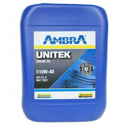 Olej Ambra Unitek  - 20l.