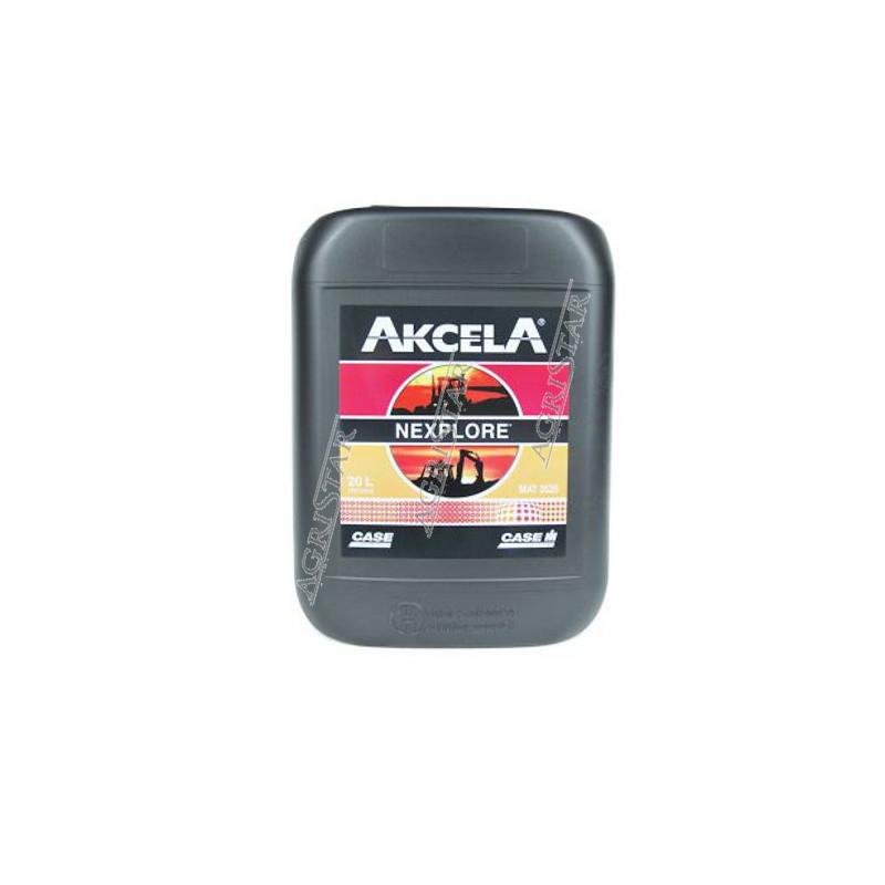 Olej hydrauliczny przekładniowy do skrzyni Akcela Nexplore do maszyn Case jx maxxum cvx puma JXU MXM