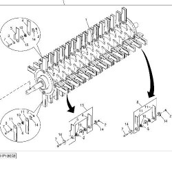 ELE7075 Elektrozawór podnośnika, rewersu Case Maxxum