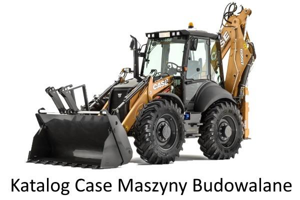 Katalog Case Maszyny budowlane
