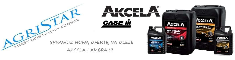 Oleje oryginalne case Akcela new holland Ambra olej sklep